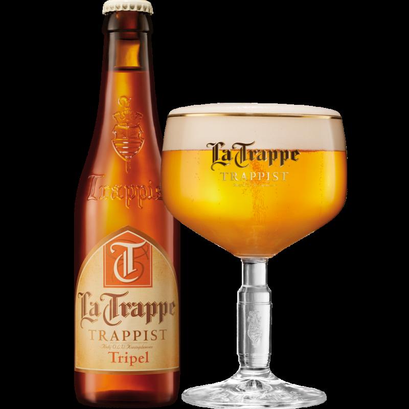La Trappe Tripel 8% 330ml Trappist Beer