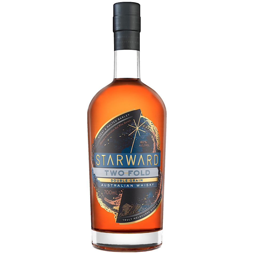 Starward Two Fold Australian Whisky 40% 700ml