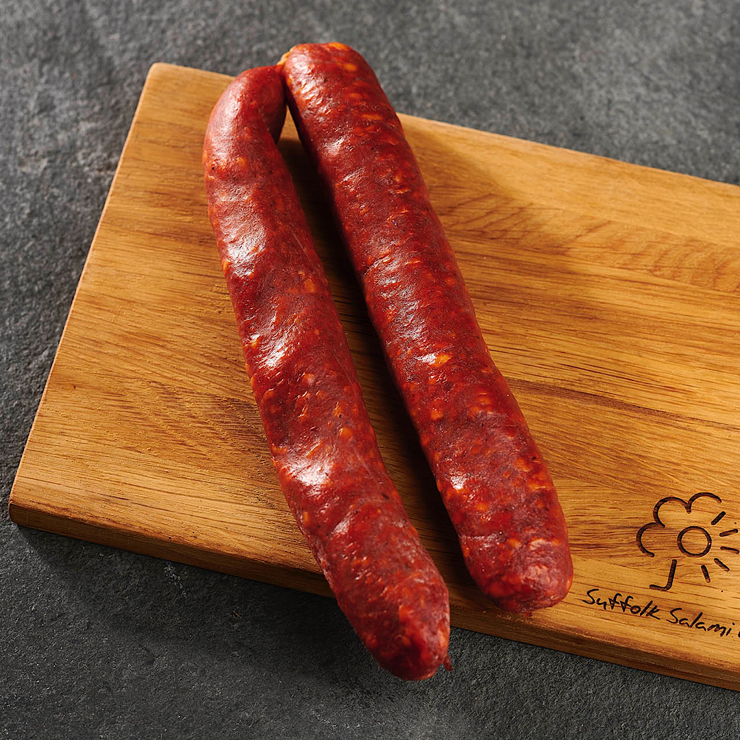 Suffolk Chorizo 190g