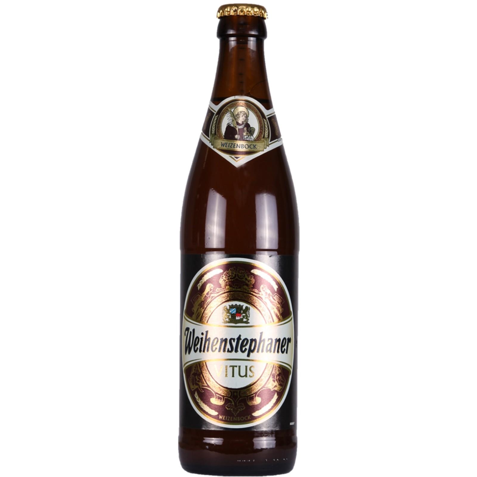 Weihenstephaner Vitus Bock 7.7% 500ml