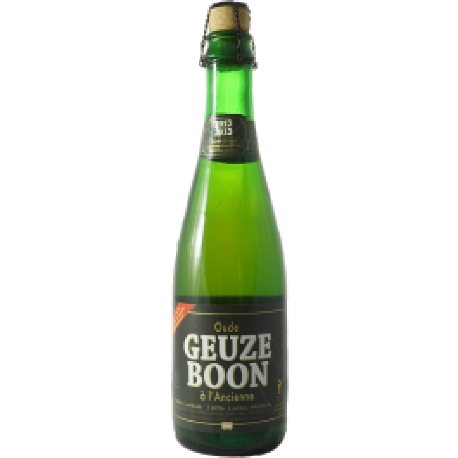 Geuze Boon Lambic, Wild & Sour 7% 375ml Boon Brewery