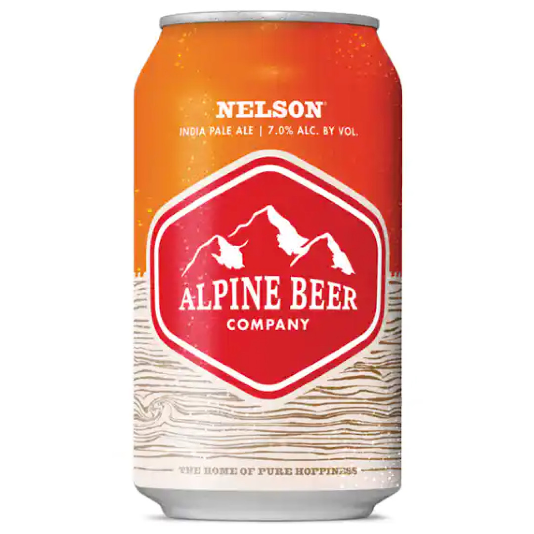 Nelson IPA 7% 355ml Alpine Beer Co - California, United States