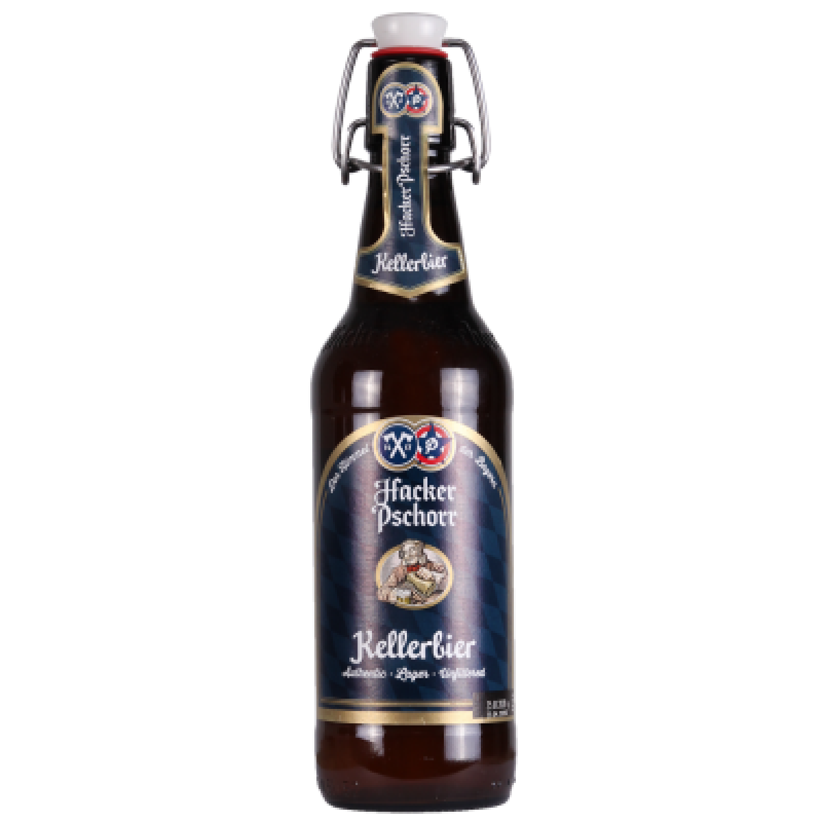 Hacker-Pschorr Anno 1417 Kellerbier 5.5% 500ml