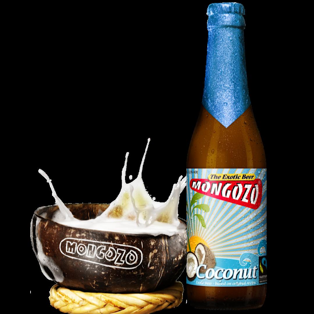 Mongozo Coconut 3.5% 330ml Huyghe Brewery