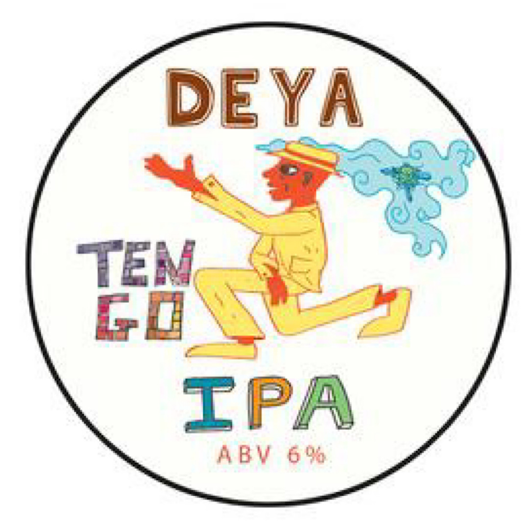 TENGO - IPA 6% 500ml Deya Brewing Co