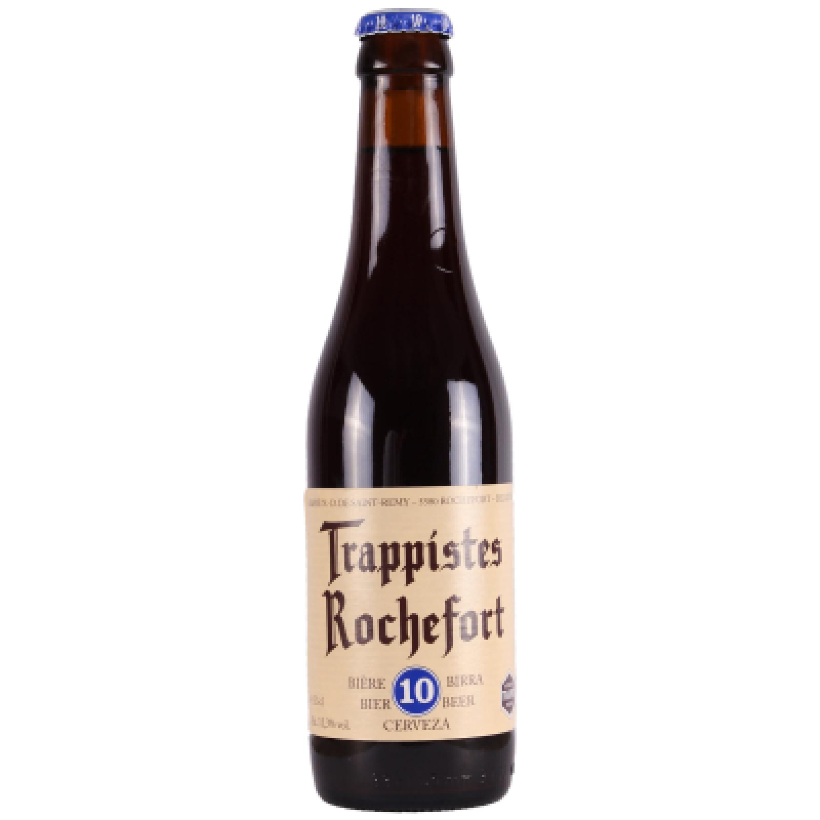 Rochefort 10 Quadruple Dark Ale 11.3% 330ml