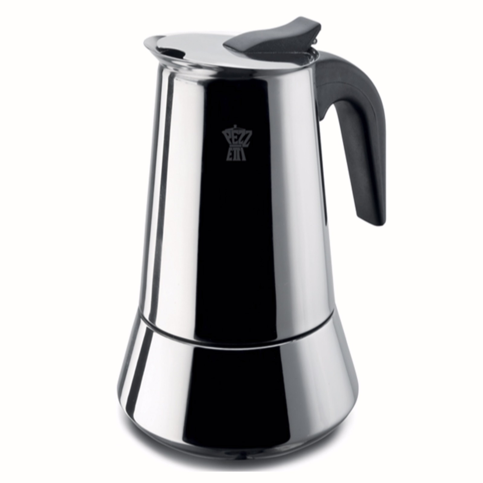 Pezzetti Steelexpress Moka Pot – 4 Cup