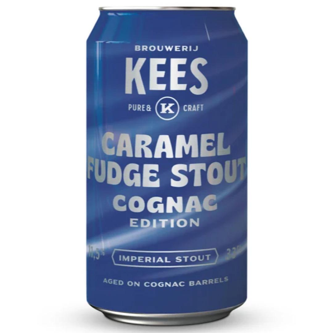 Caramel Fudge Stout B.A. Cognac Editio 11.5% 330ml Kees Brewery