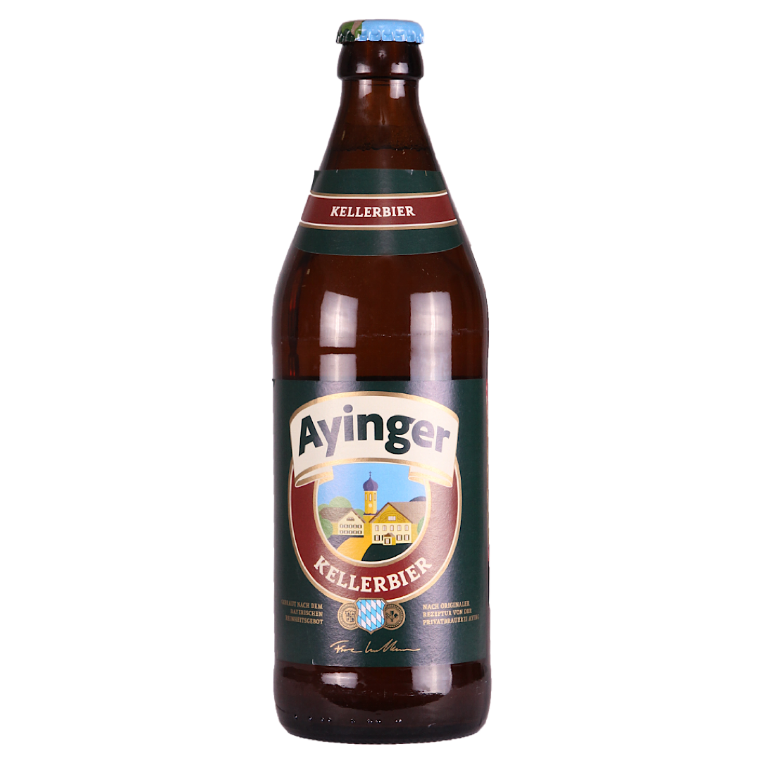 Ayinger Kellerbier 4.9% 500ml