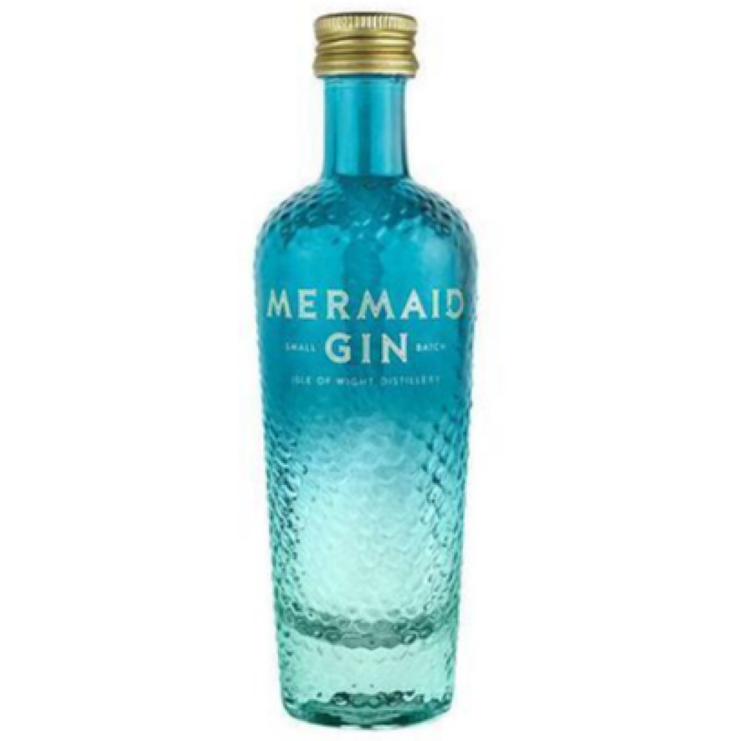 Mermaid Gin 50ml 42%