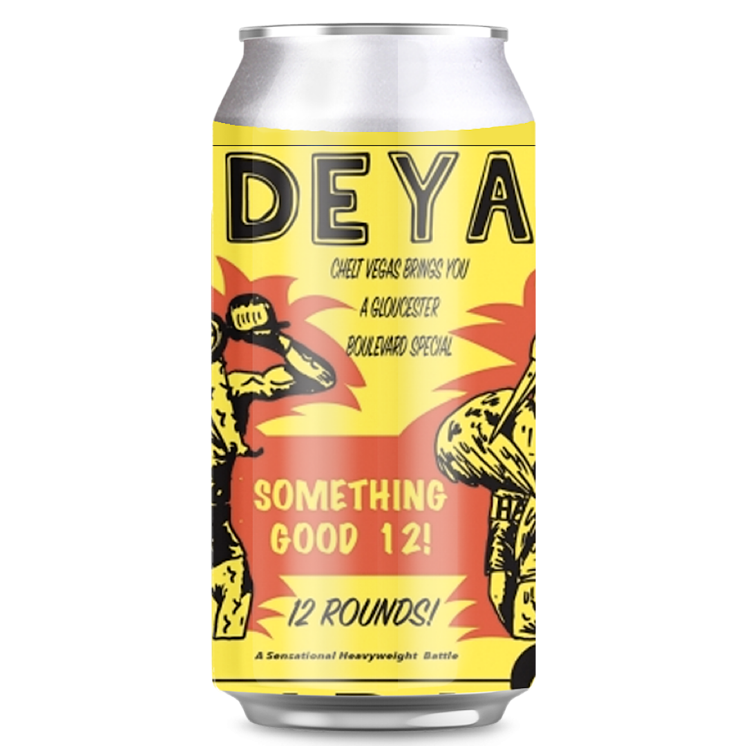 Something Good 12 - IPA 6.2% 500ml Deya Brewing Co