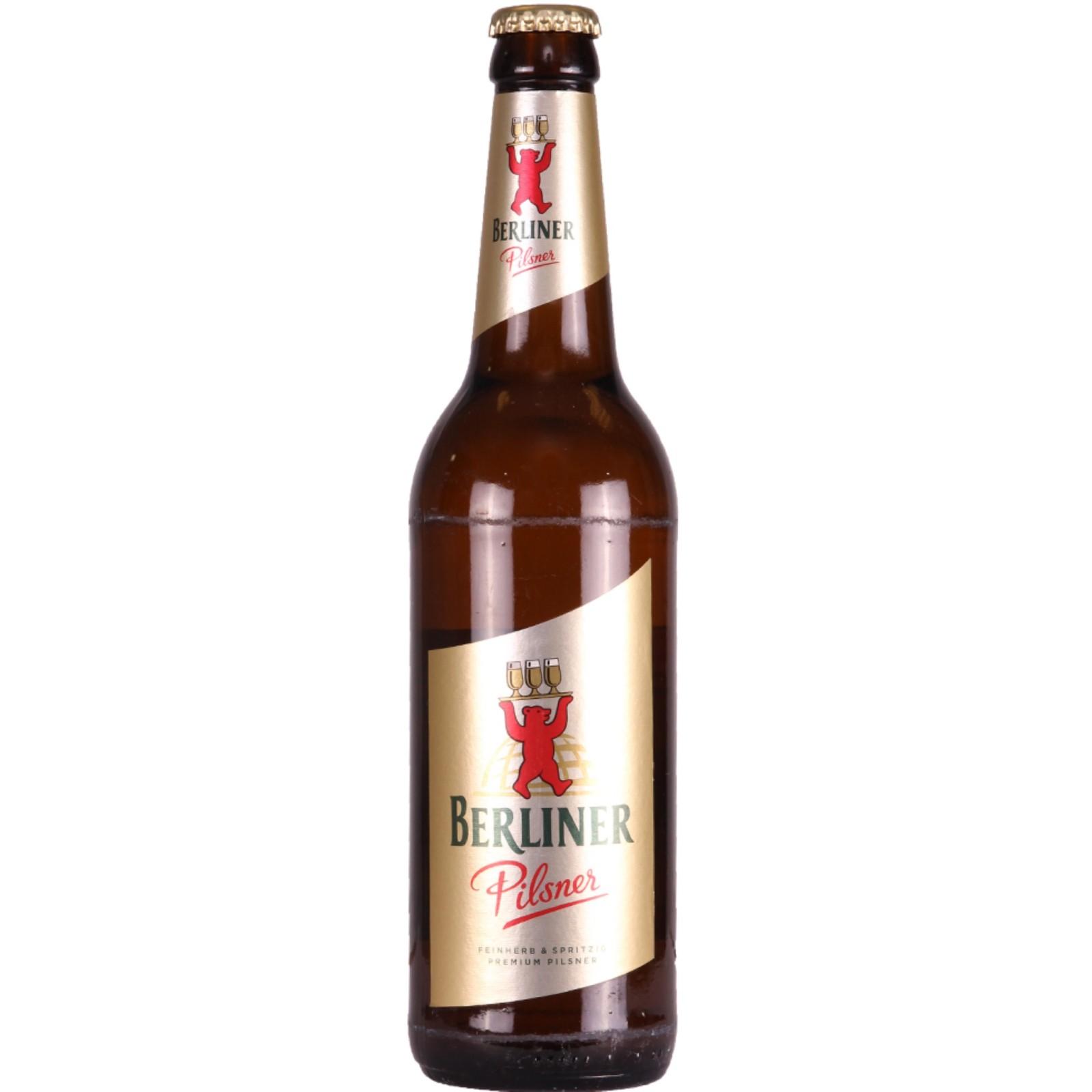 Berliner Pilsner 5% 500ml