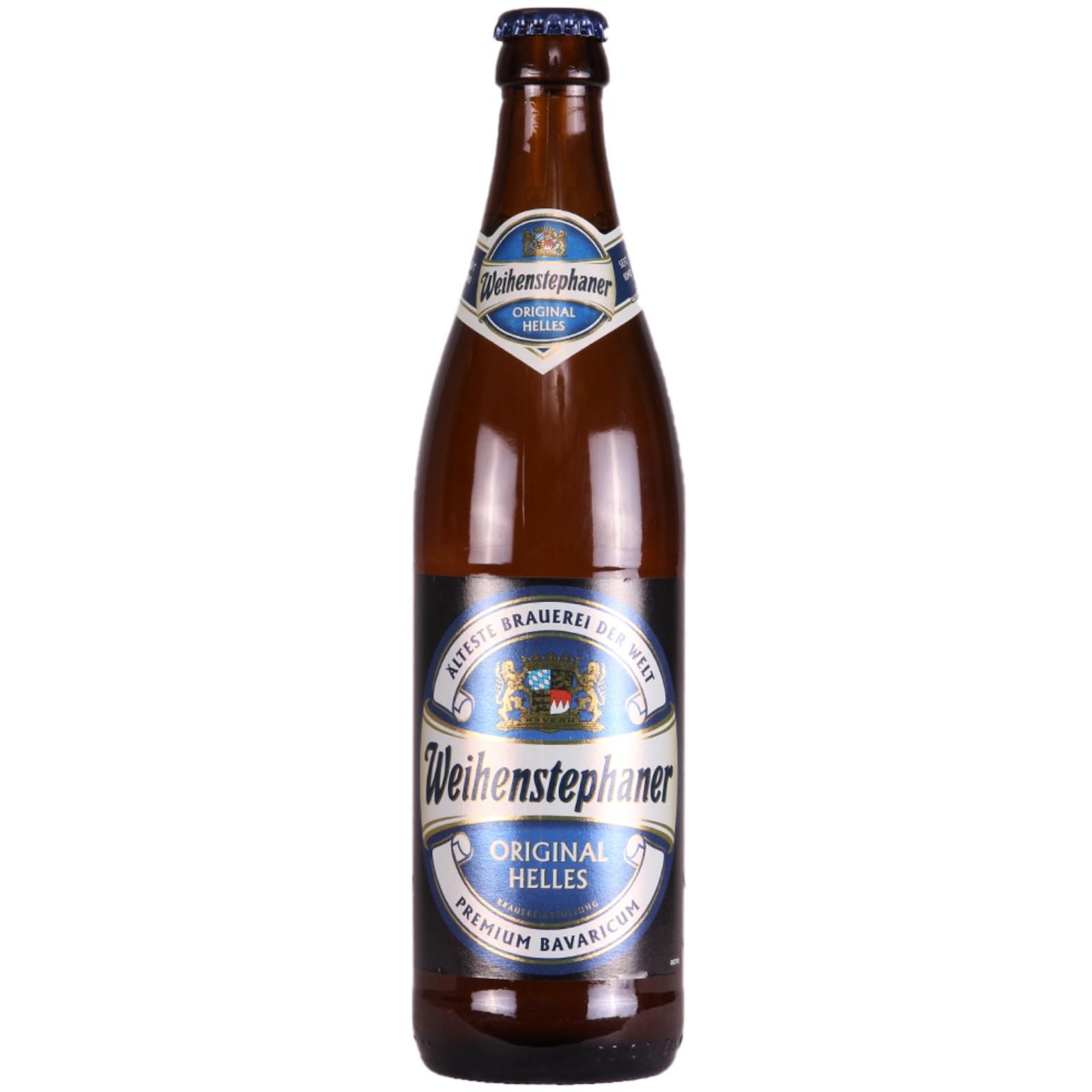 Weihenstephaner Original Helles 5.1% 500ml