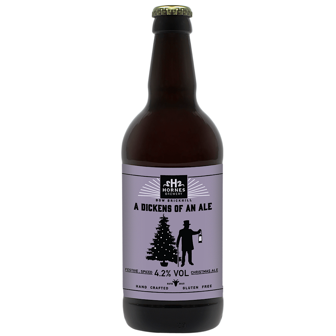 A Dickens of An Ale 4.2% 500ml Hornes Brewery