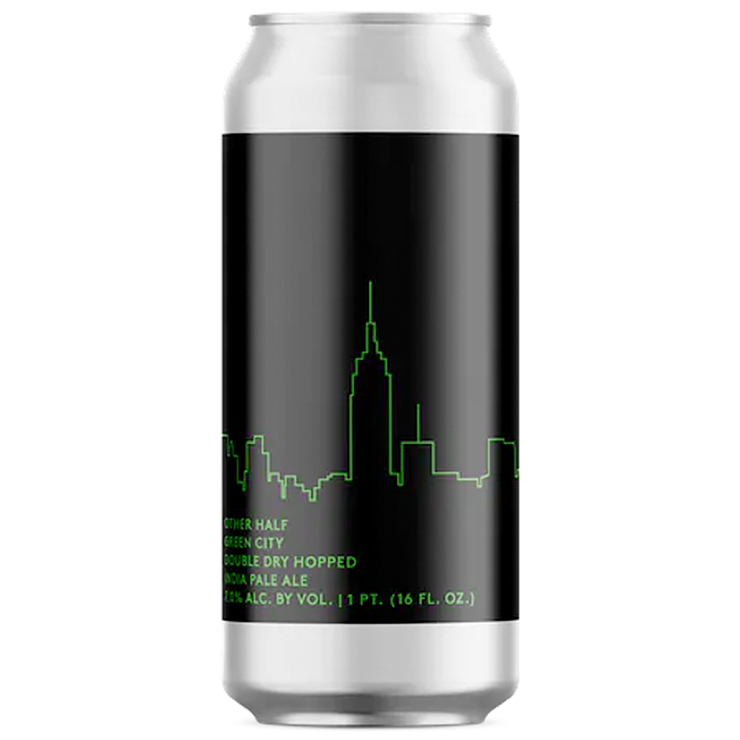 Other Half - Green City - DDH IPA 7% 473ml