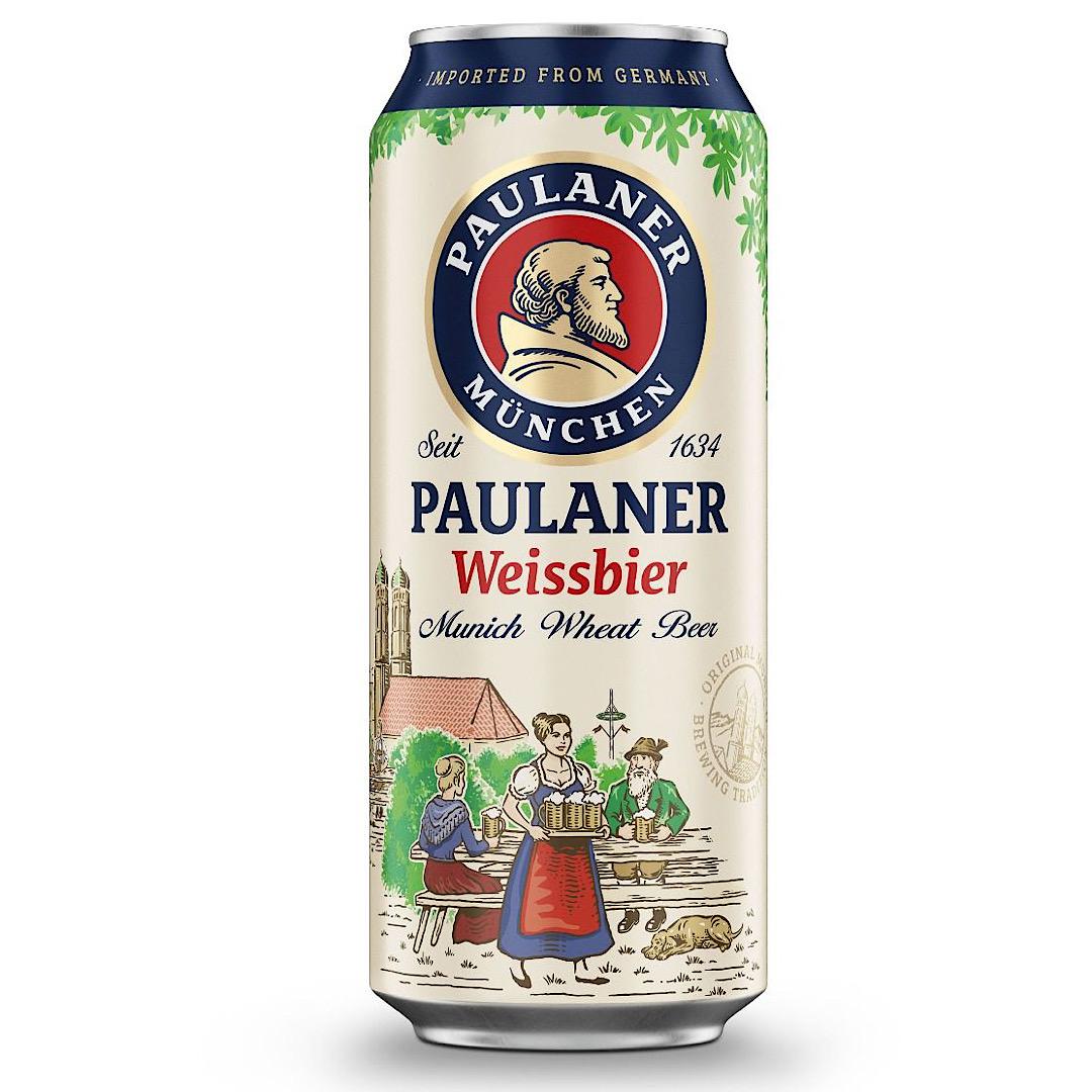 Paulaner Weissbier - Can 5.5% 500ml