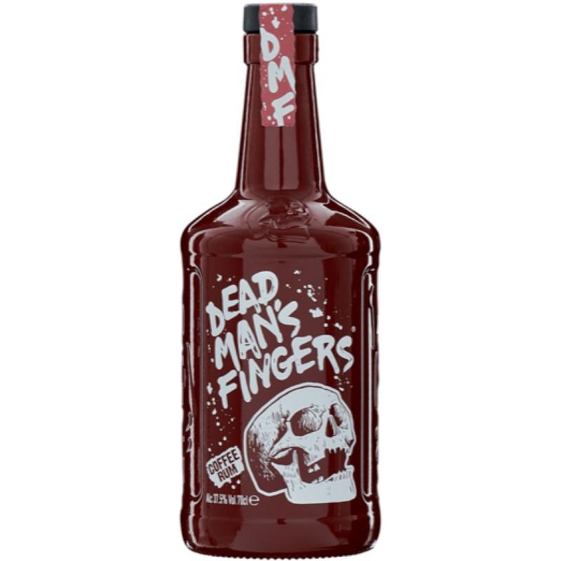 Dead Man's Fingers Coffee Rum 37.5% 700ml