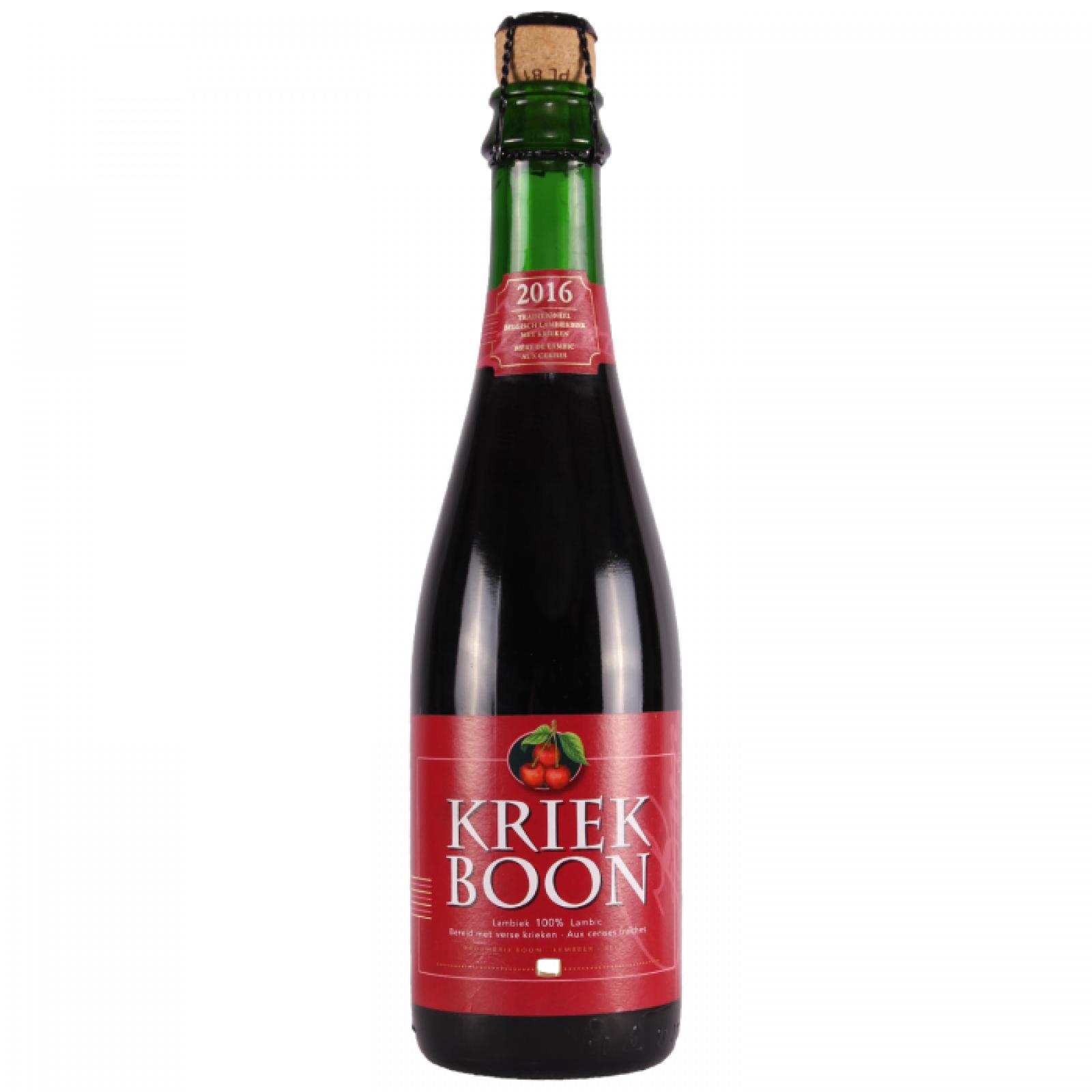 Boon Kriek 4% 375ml  Lambic, Wild & Sour
