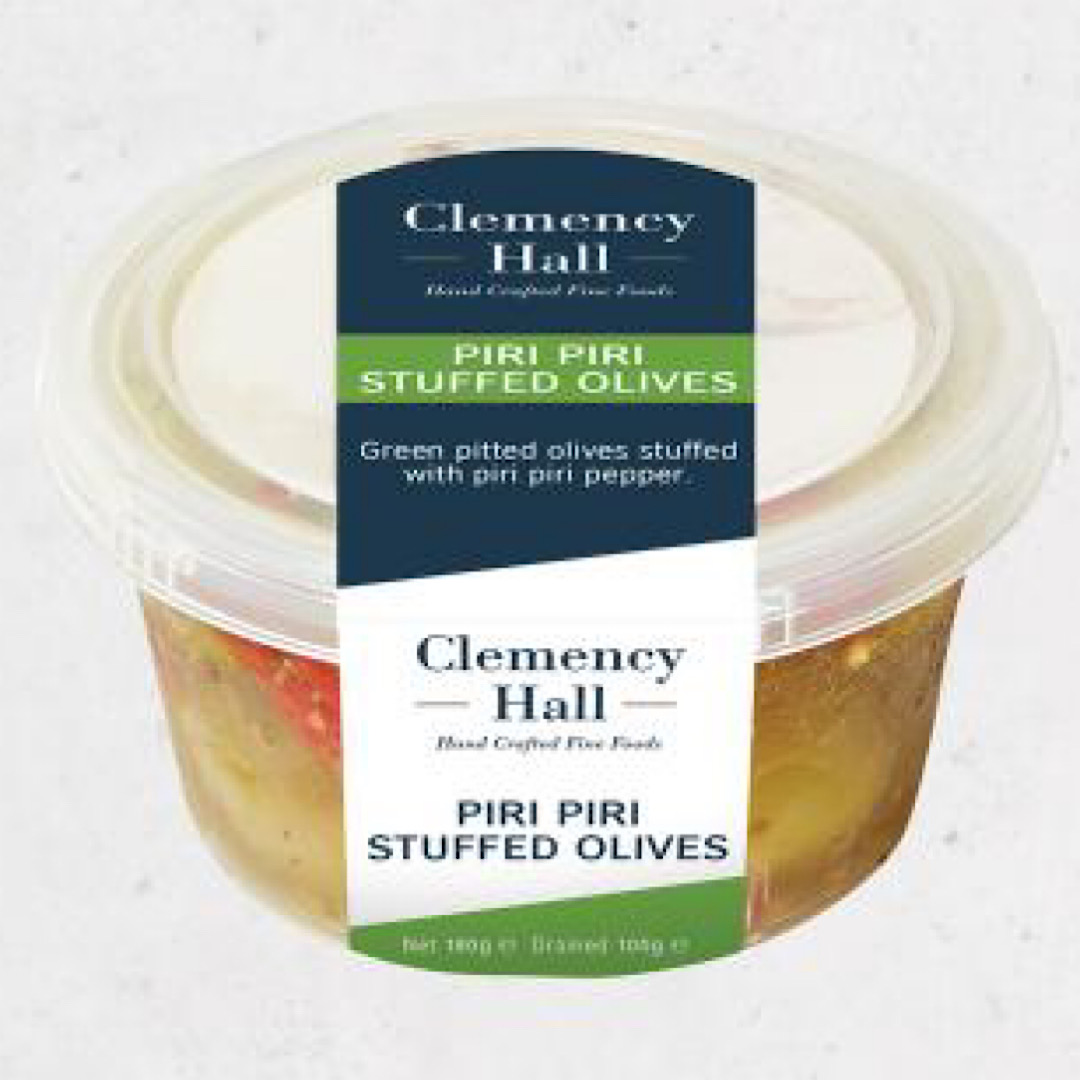 Piri Piri Stuffed Olives 180g