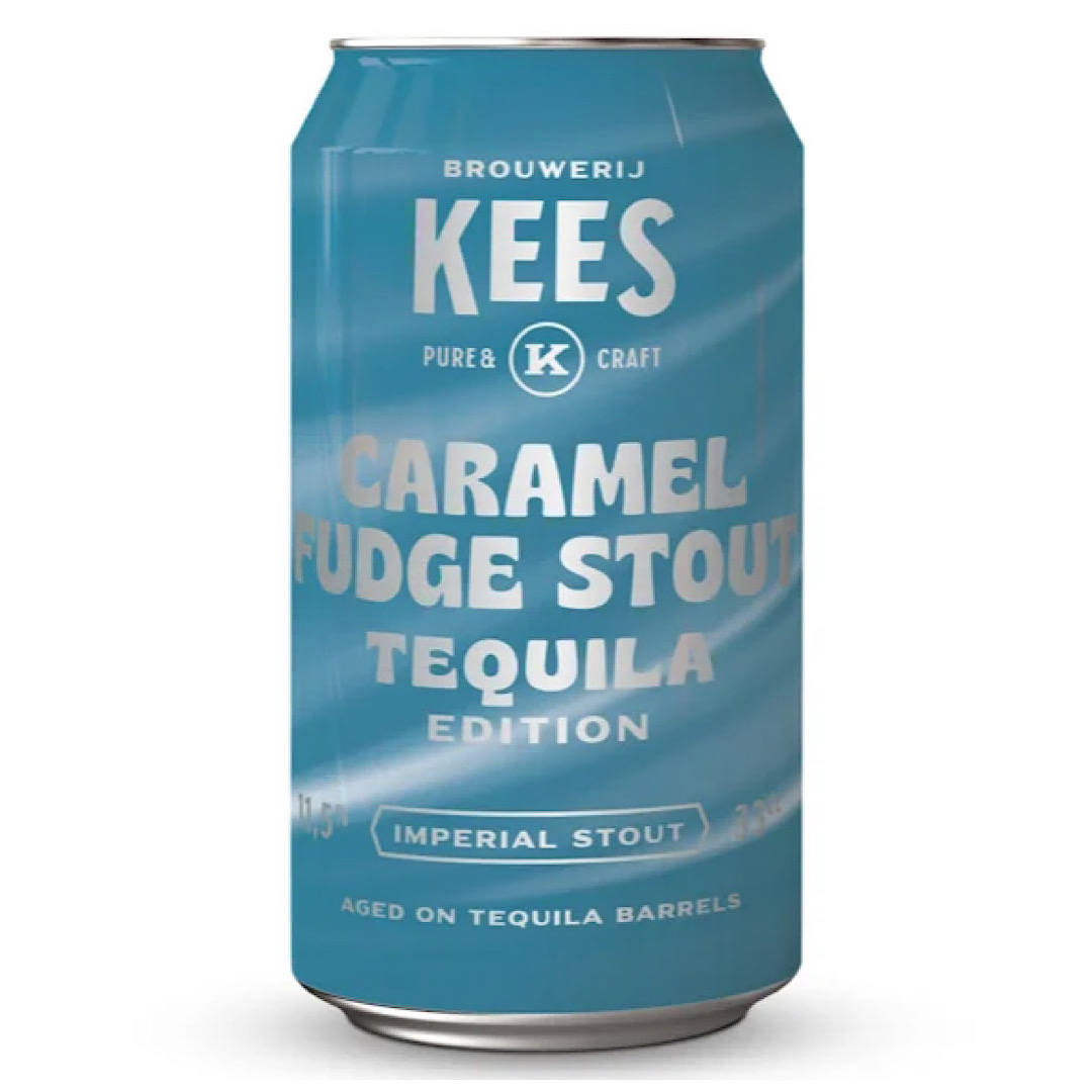 Caramel Fudge Stout B.A. Tequila Edition 11.5% 330ml Kees Brewery