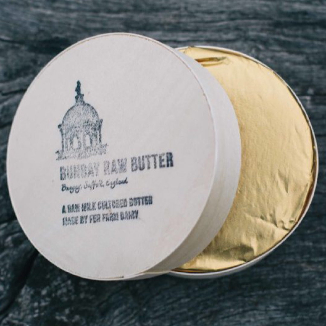 Bungay Raw Cultured Butter 200g