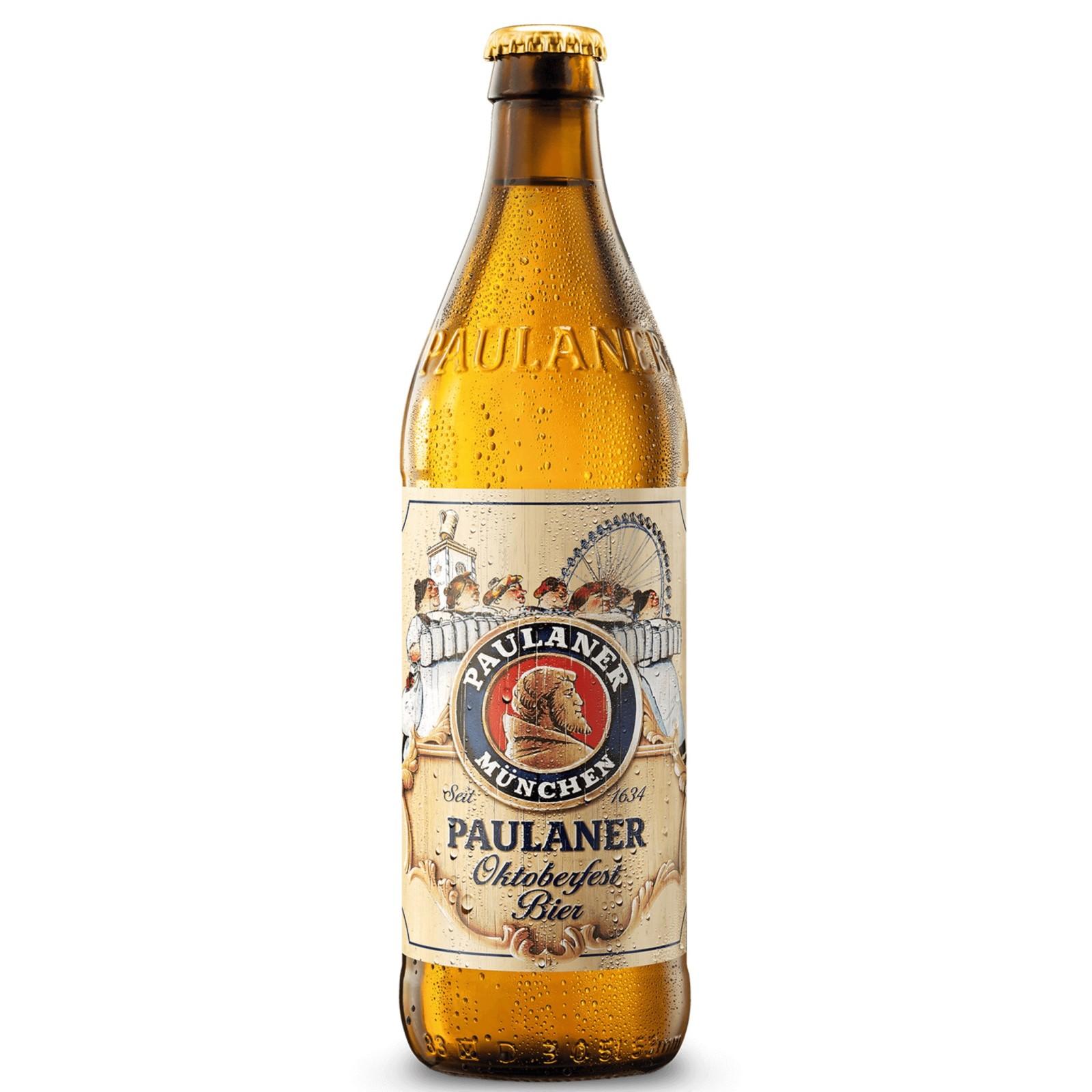 Paulaner Oktoberfest Bier 6% 500ml