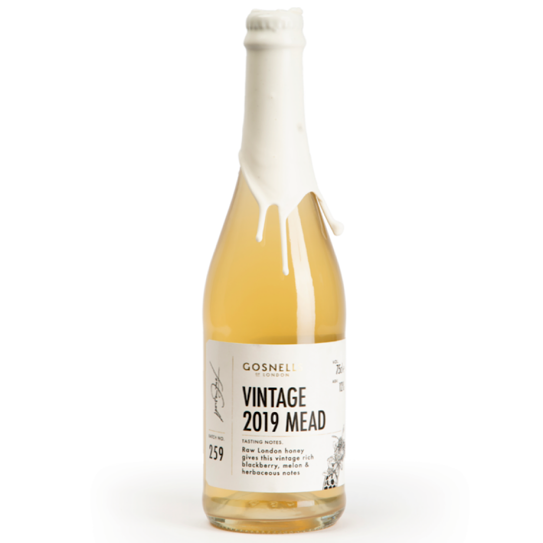 VINTAGE 2019 MEAD - 12% 750ml Gosnells of London