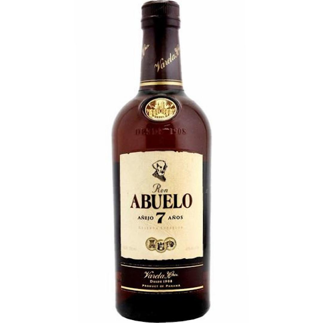 Ron Abuelo 7yo Rum 40% 700ml Panama