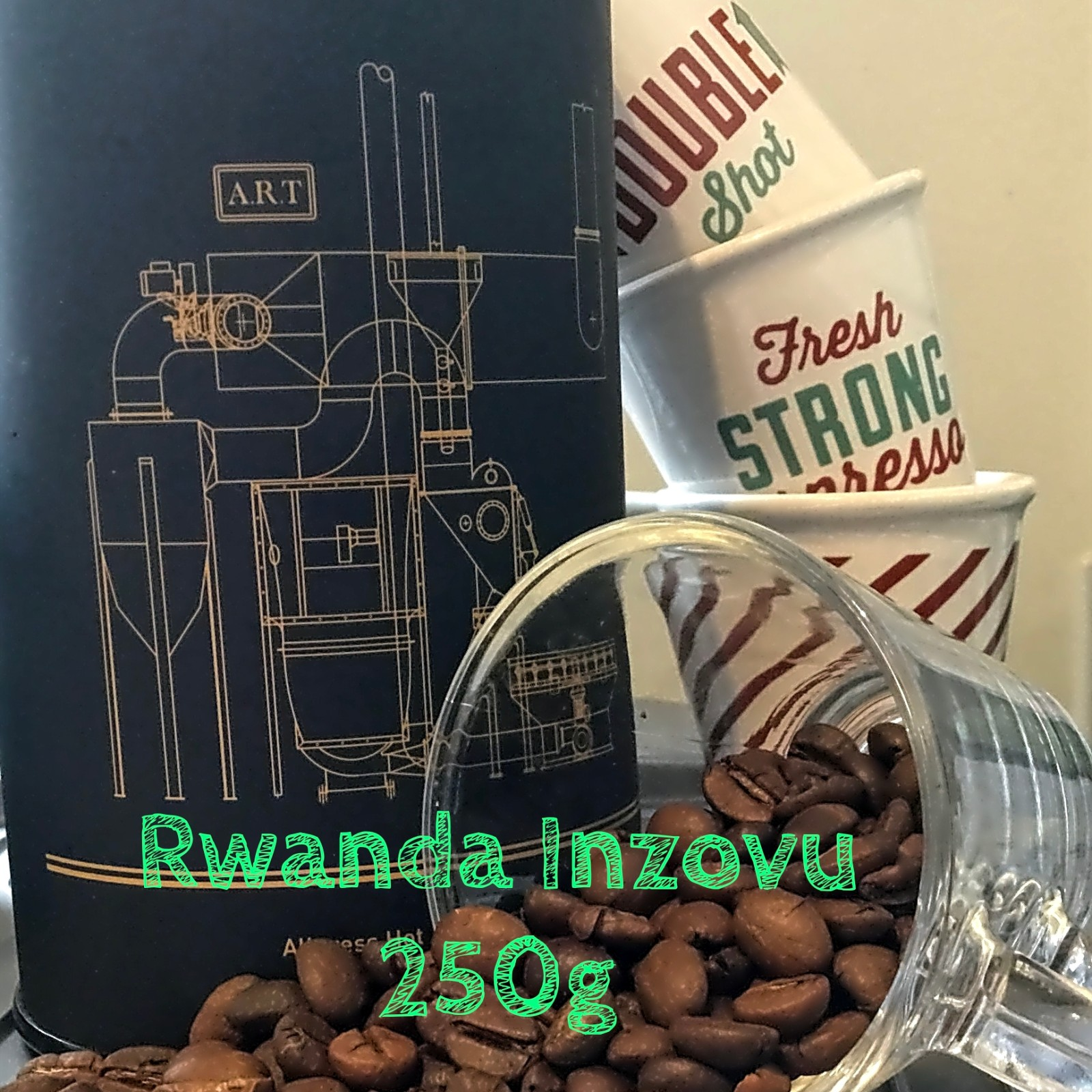 Rwanda -Single Origin Coffee 250g