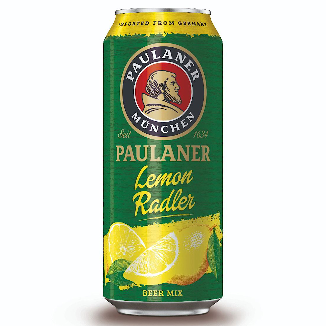 Paulaner Lemon Radler 2.5% 500ml