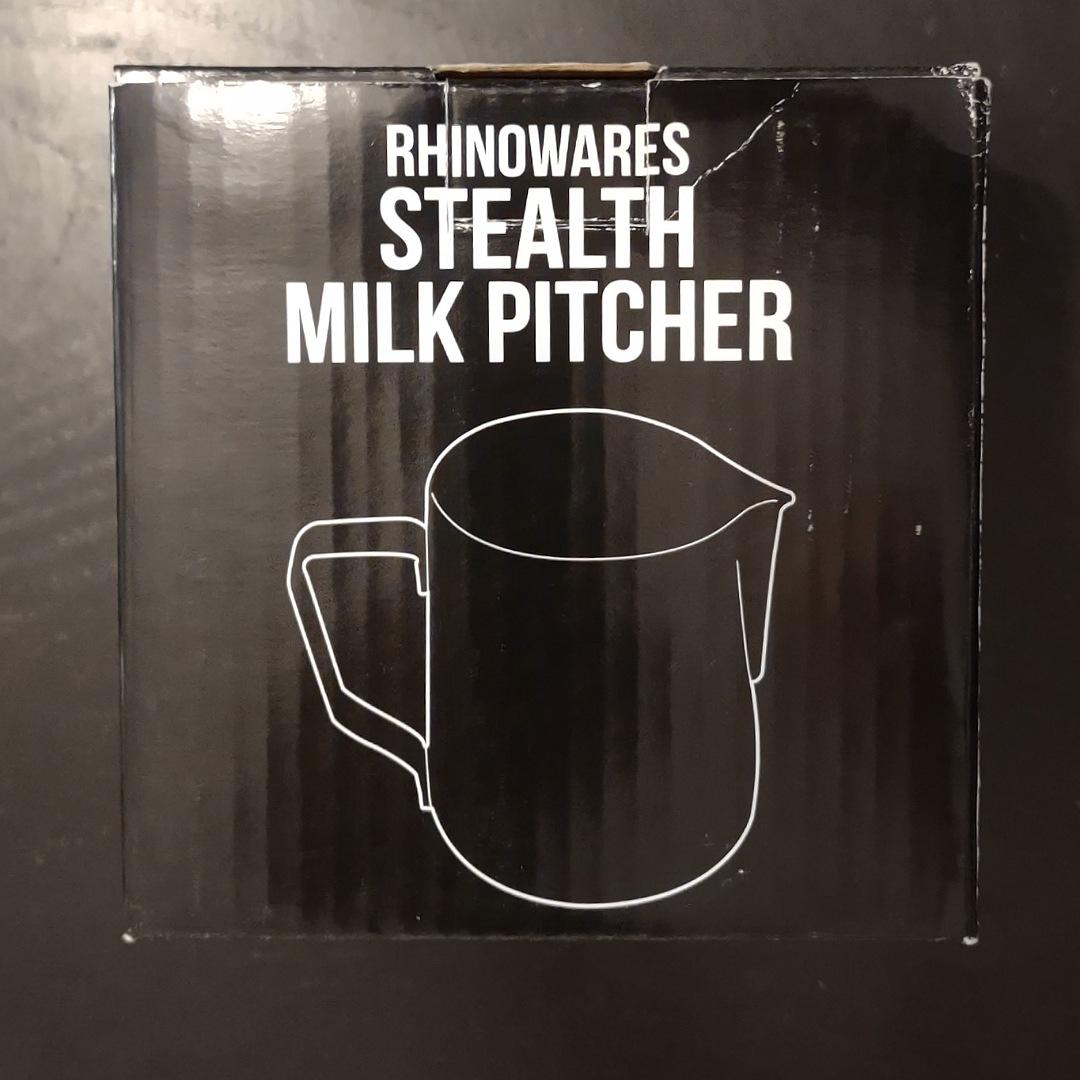 Rhinowares Blue Stealth Pitcher 360ml/12oz
