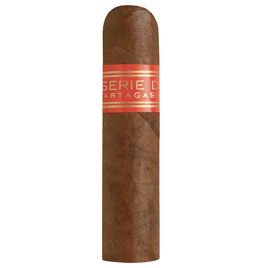 Partagas Serie D No 6 Gift Box - 3 1/2 x 50 Ring Gauge Havana Cigar