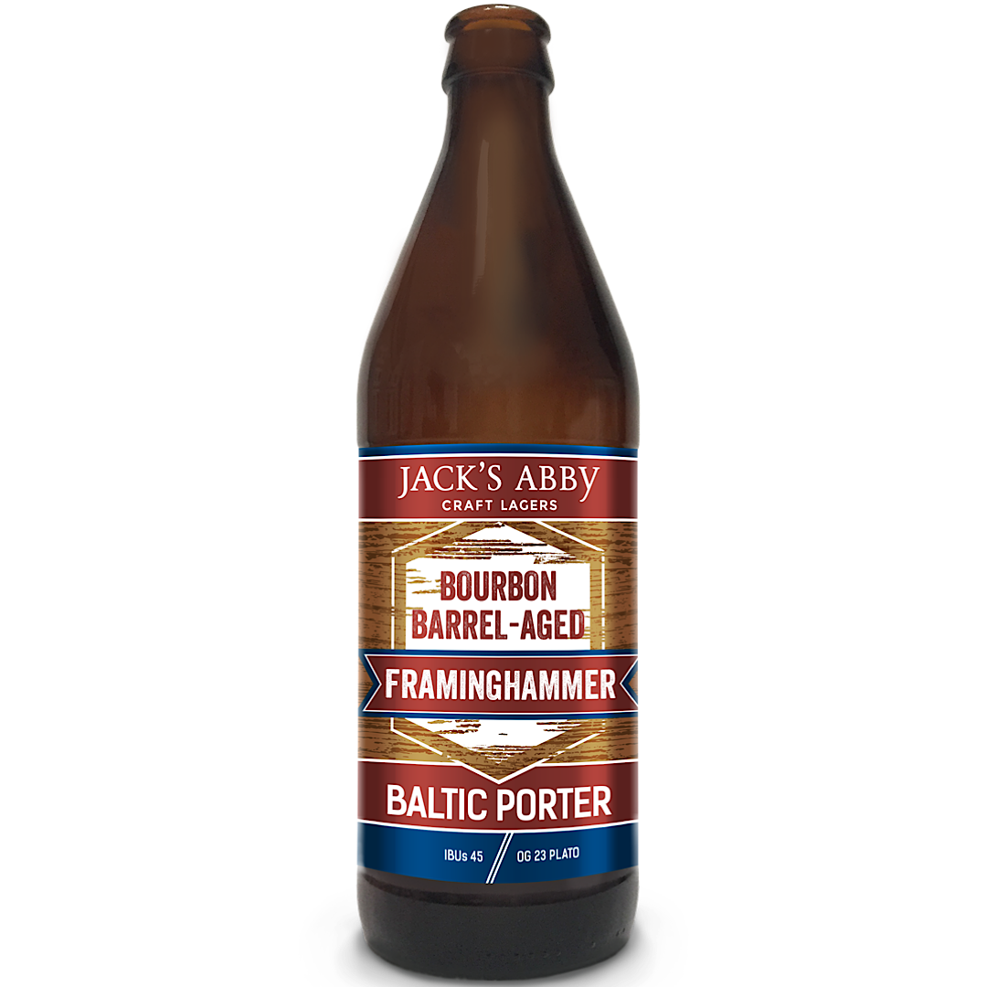 Burbon Barrel-Aged Framinghammer Baltic Porter 10% 500ml Jack's Abby