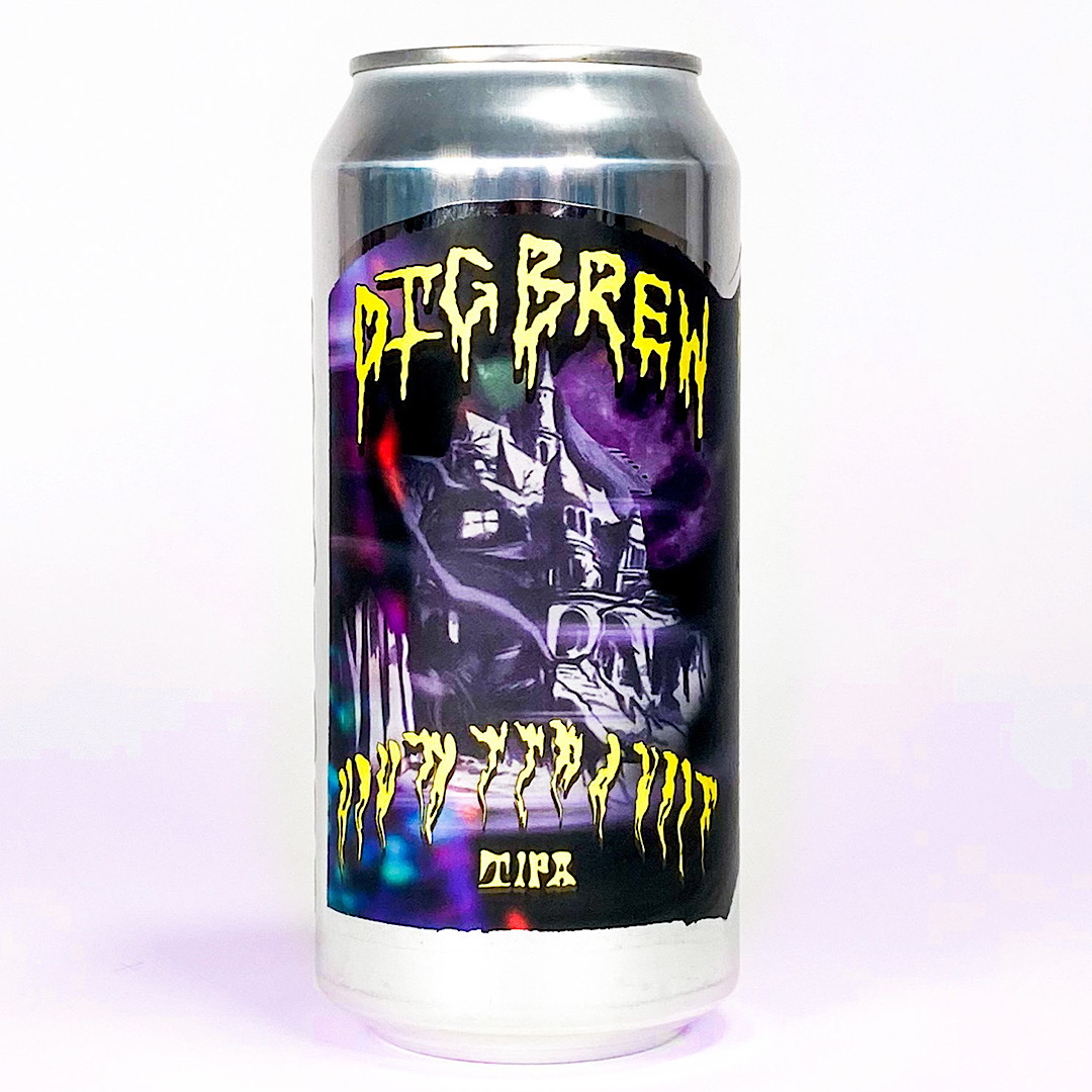 HOW TO TIPA WOLF - TIPA 10% 440ml Dig Brew Co