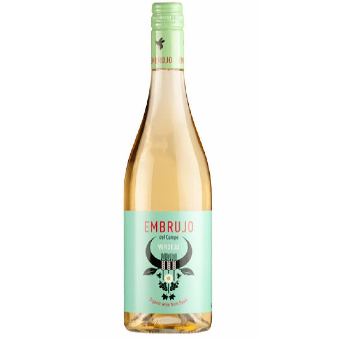 2019 Embrujo Verdejo Organic Vegan, 12.5% 750ml Bodegas Verum