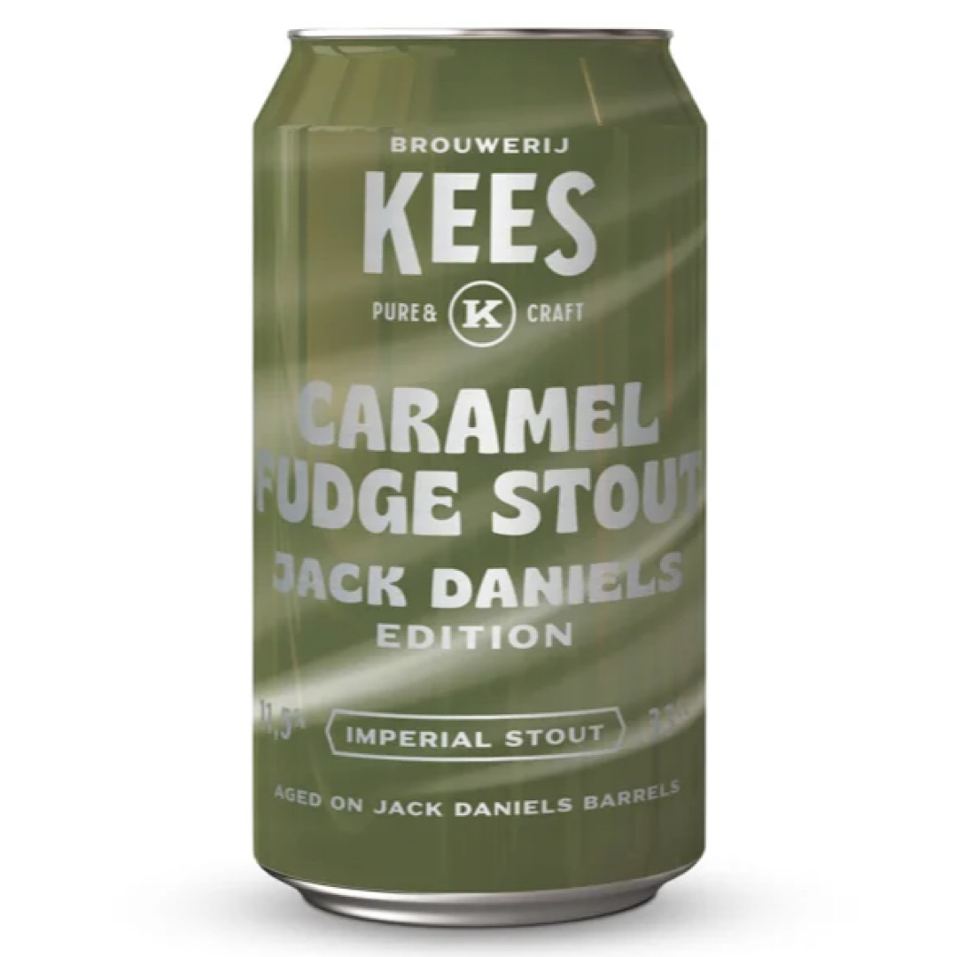 Caramel Fudge Stout B.A. Jack Daniels Edition 11.5% 330ml Kees Brewery
