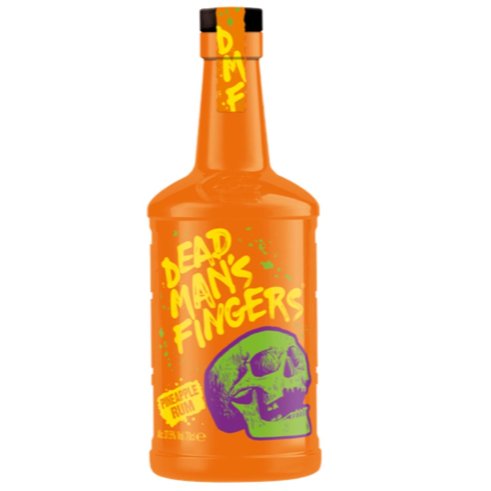 Dead Man's Fingers Pineapple Rum 37.5% 700ml