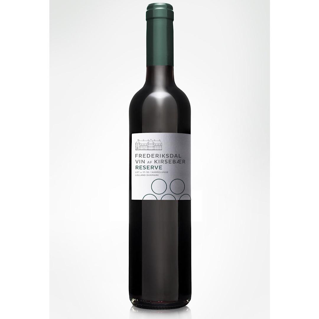 Reserve - Sweet Cherry Wine 14% 500ml Frederiksdal Kirsebærvin