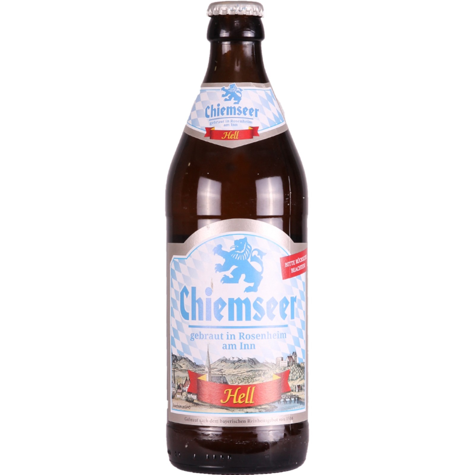 Chiemseer Hell 5% 500ml