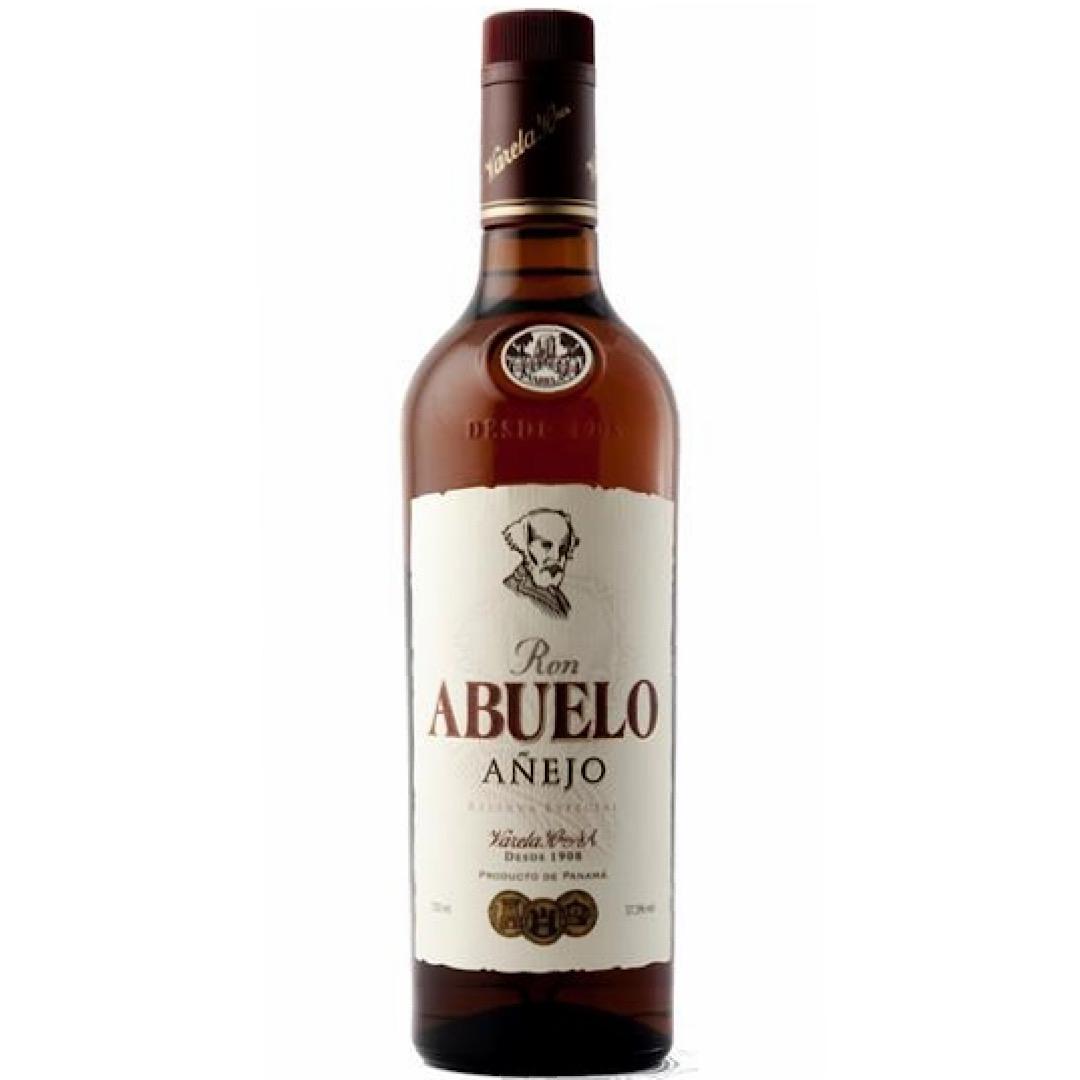 Ron Abuelo Anejo Rum 40% 700ml Panama