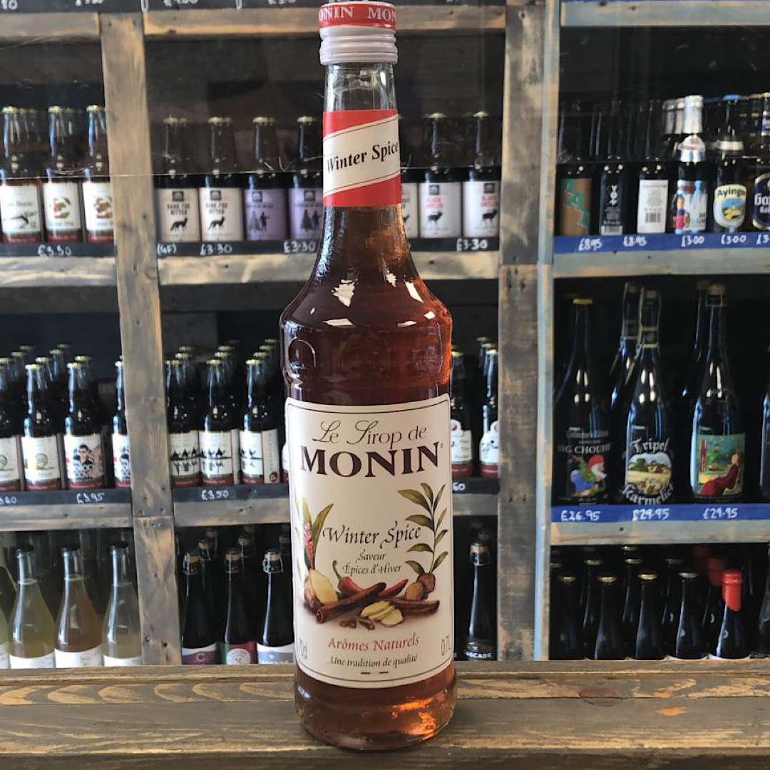 Monin WINTER SPICE Syrup 700ml