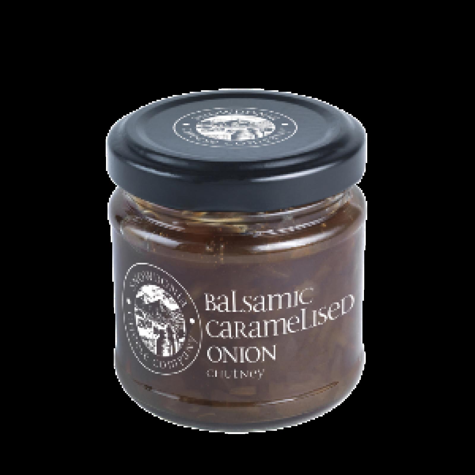 Balsamic Caramelised Onion Chutney 100g Snowdonia