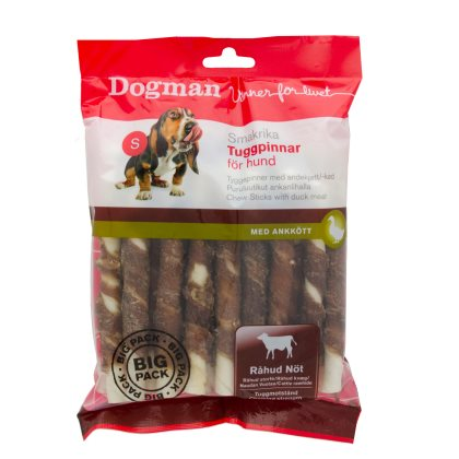Dogman Tuggpinnar Anka 25-pack