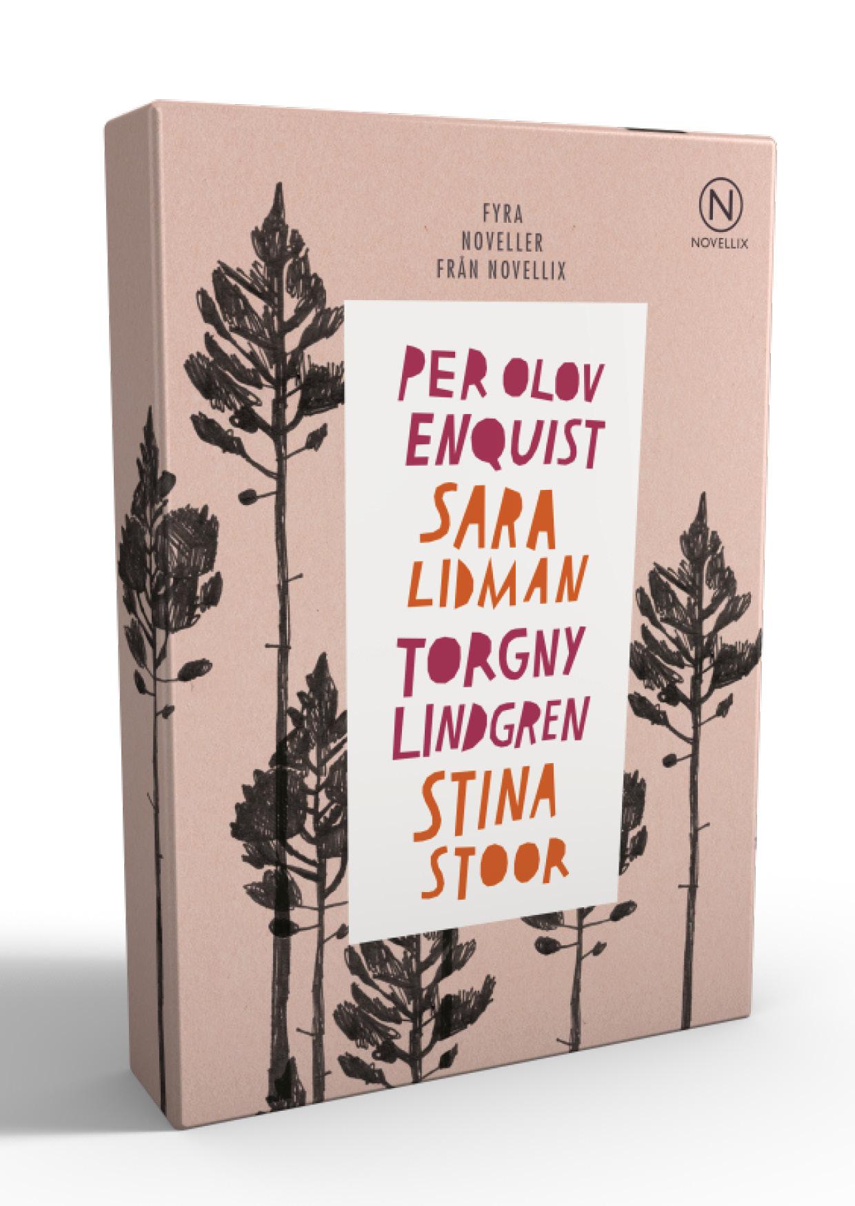 Novellix, Enquist, Lidman, Lindgren och Stoor