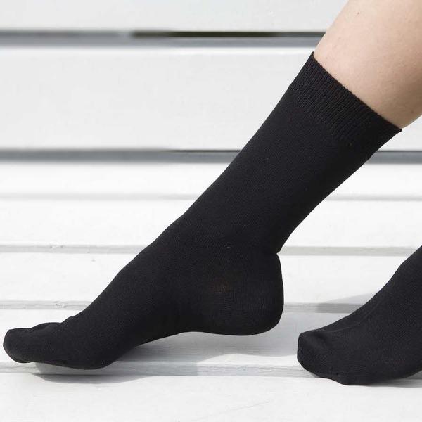 Ruskovilla, Silk socks