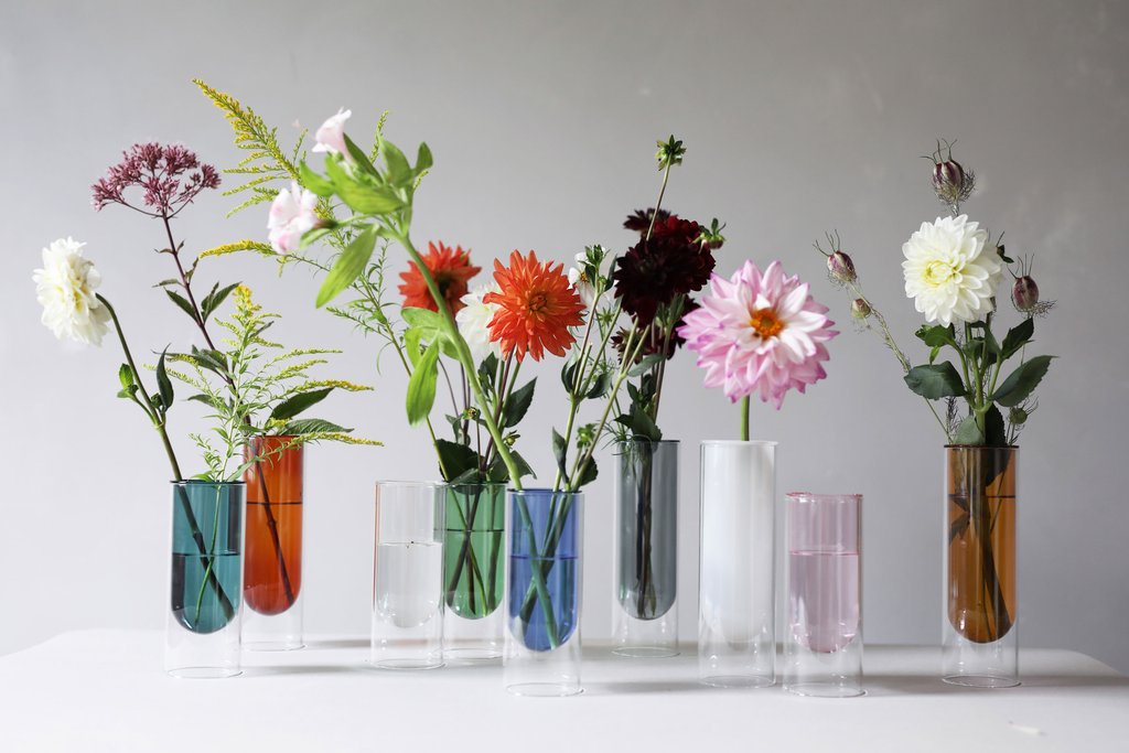 Studio about, Flower tubes