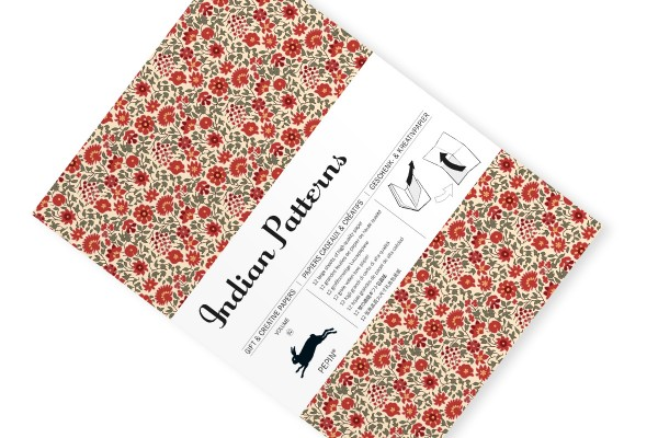 Pepinpress, Indian Patterns
