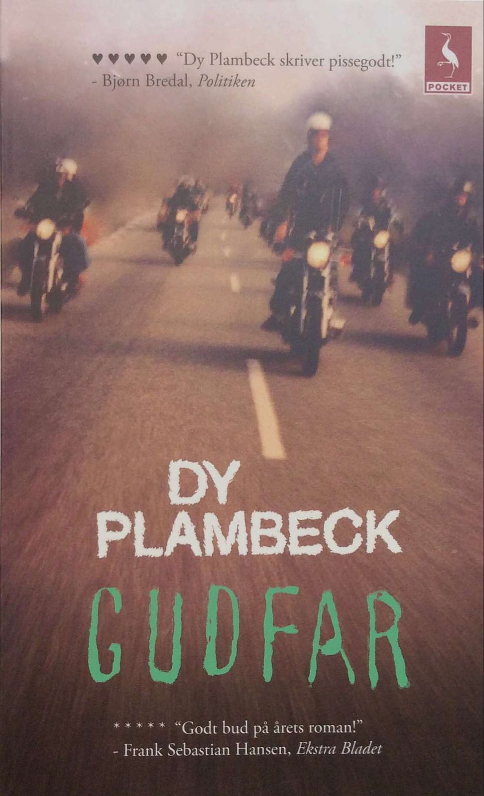Plambeck, Dy. Gudfar