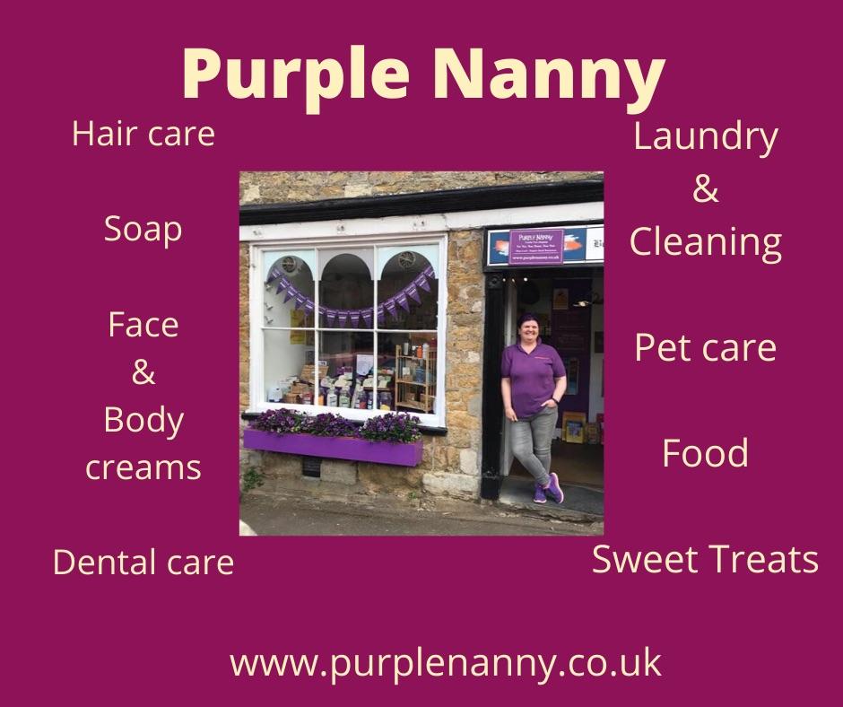 Purple Nanny