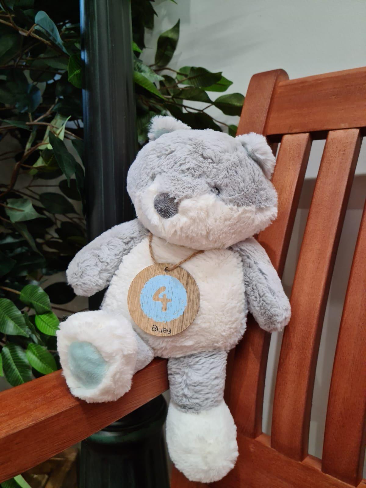 TEDDY BLUEY